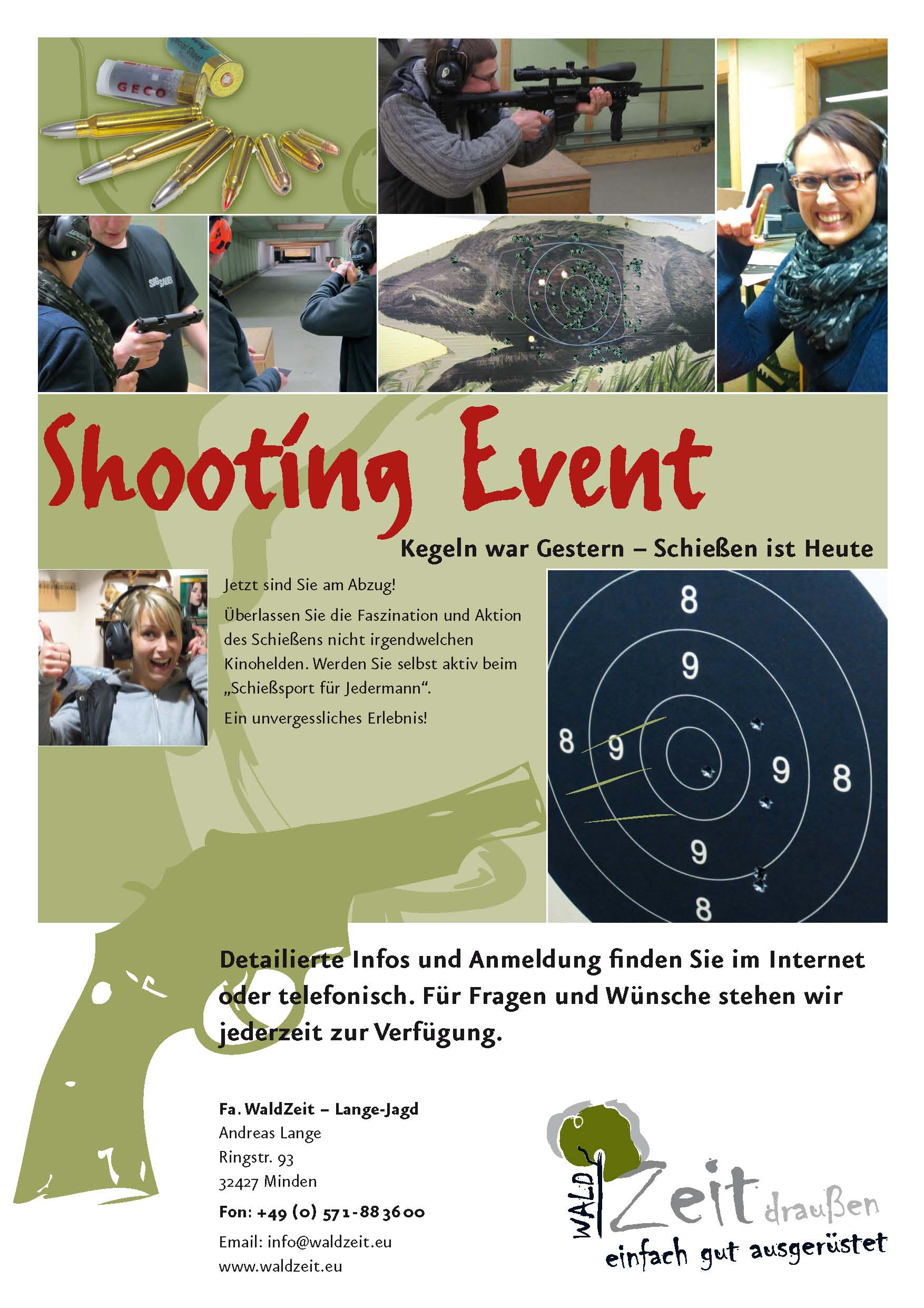 Shooting Event