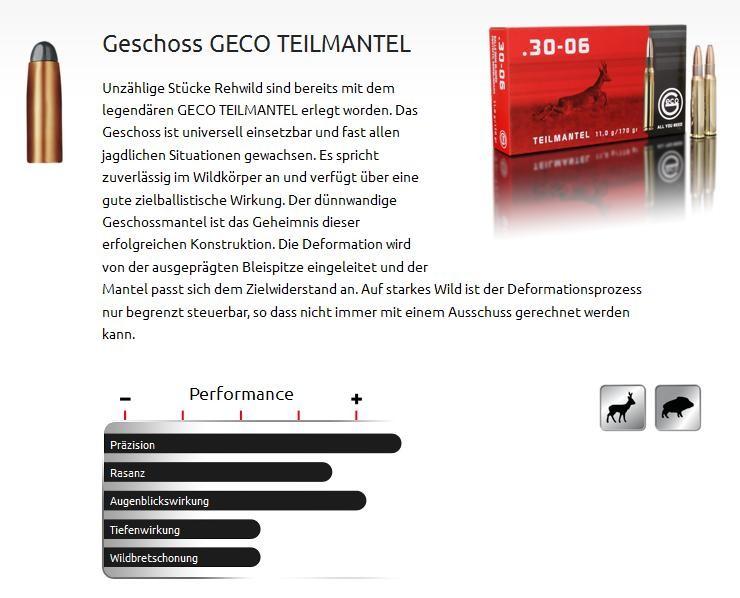 GECO Teilmantel