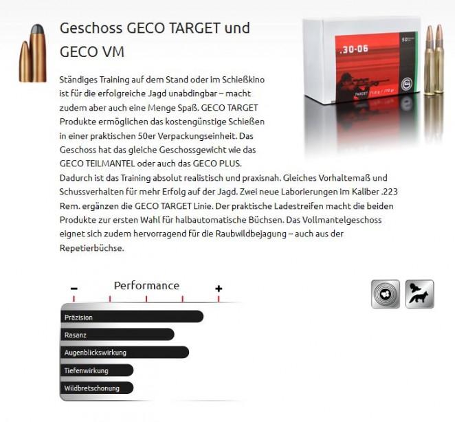 GECO Target