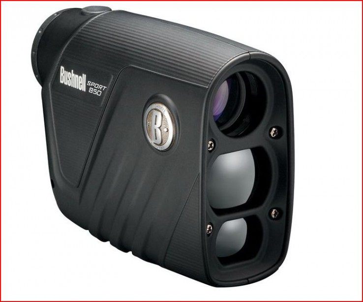 Bushnell laser rangefinder sport 850 entfernungsmesser optik