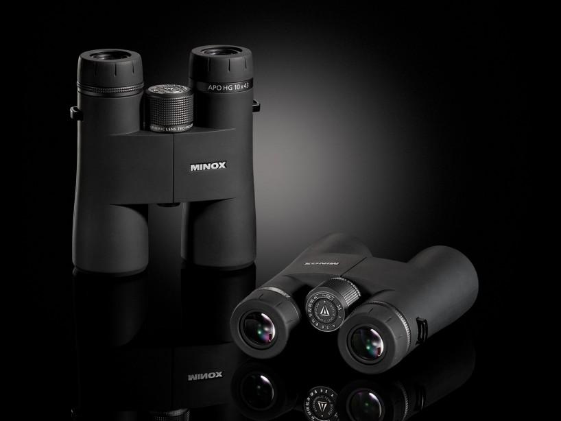Minox fernglas apo hg 8x43 10x43 optik & nachtsichttechnik ferngläser